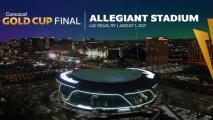 ¡Confirmado! Final de Copa Oro 2021 se jugará en Las Vegas