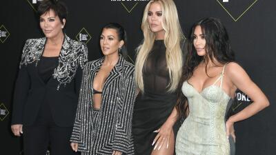 En fotos, lo que pasó en los People's Choice Awards (más allá del triunfo de las Kardashians)