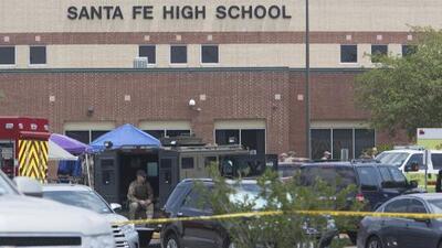Así recuerdan a las víctimas mortales del tiroteo en la escuela Santa Fe de Texas