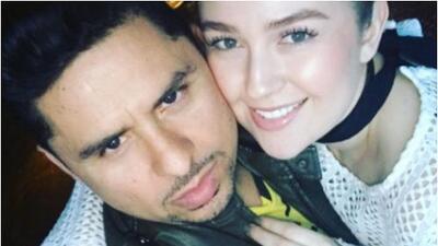 Larry Hernández imagina una boda al estilo de los XV años de Rubí Ibarra