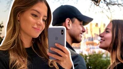 La novia de 'Chicharito' comparte por primera vez el ultrasonido de su bebé