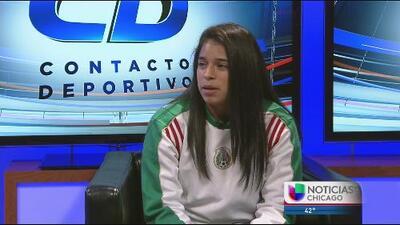Entrevista a Celiana Torres, un joven talento del fútbol
