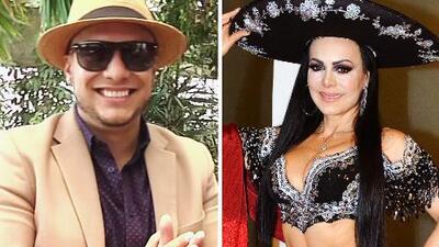 Lorenzo Méndez no sabía que comparte nominación al Latin Grammy con Maribel Guardia y así tomó la noticia