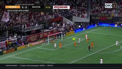 Alemán Julian Gressel se une a la fiesta de goles en Atlanta con el 5-0
