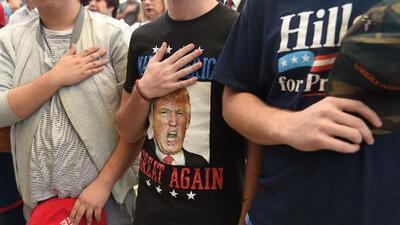 Quienes no han salido de sus pueblos prefieren a Trump