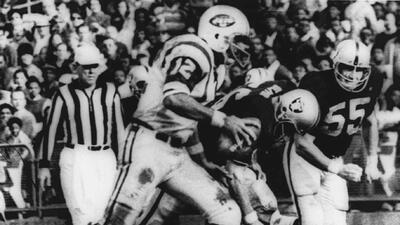 Un recuerdo del Heidi Bowl y el dramático final Jets - Raiders que nadie vio en vivo por TV