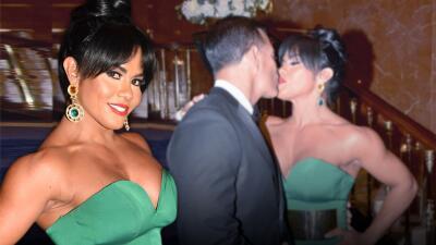 Maripily le da gracias a Dios por todas las cualidades de su nuevo novio, José Berdecía