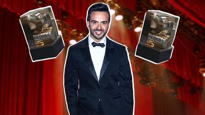 Luis Fonsi se llevó a casa el trofeo de 'Mejor Canción para Cantar' gracias a su hit mundial 'Despacito'