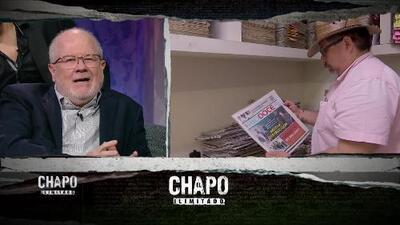 Gerardo Reyes recordó el trabajo de Javier Valdez, el periodista mexicano asesinado en Sinaloa en 'El Chapo Ilimitado'