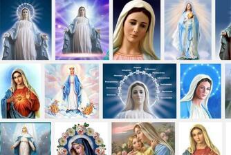 """""""La Virgen del Facebook"""", MILLONES la veneran"""