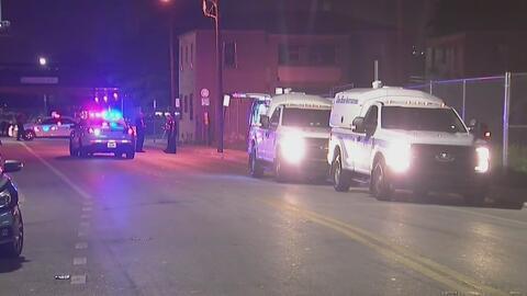 Investigan las causas de un tiroteo en el que dos hombres resultaron gravemente heridos