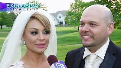 ¡Secretos de novia! Marisol Terrazas nos contó todo lo que nadie sabe de su boda