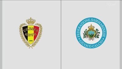 Bélgica 9-0 San Marino – Goles y Resumen – Grupo I - Clasificatorio a la Eurocopa