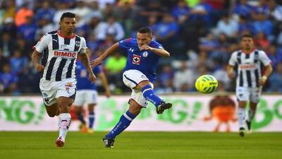 Cruz Azul 1-0 Monterrey: La Máquina gana con lo justo y sigue imbatible su meta