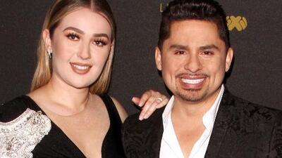 Larry Hernández vivió algo muy parecido a Chiquis Rivera en su boda con Kenia Ontiveros