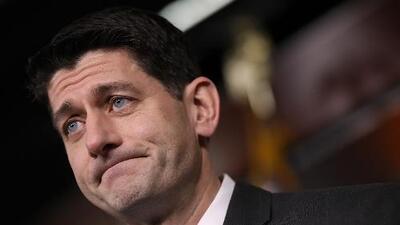 El fracturado Partido Republicano que no pudo reparar Paul Ryan desde el Congreso