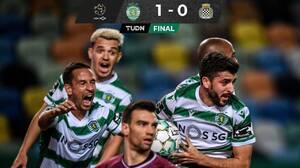 Sporting termina con 19 años de sequía y deja sin título al Porto