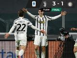Despertar oportuno, la Juventus da la vuelta a Lazio con goleada