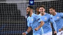 """Para Mahrez, el City llegó a la Final por su """"solidez defensiva"""""""