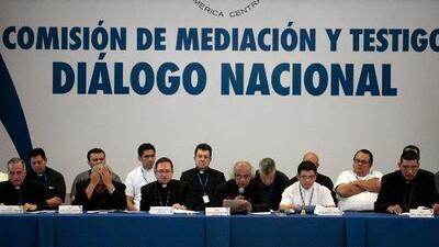 Obispos nicaragüenses plantean la posibilidad de la salida de Daniel Ortega de la presidencia