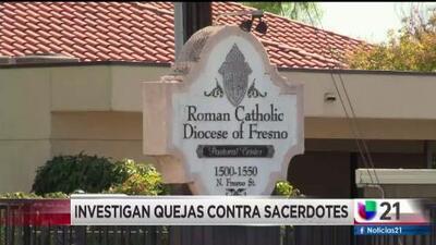 Diócesis investiga tres sacerdotes