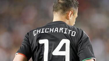 LA Galaxy libera el número 14 para 'Chicharito'