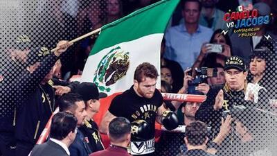 No cabe duda, 'Canelo' Álvarez es la cara del boxeo (mediático)