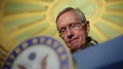 Reid: Obama sabe que cuenta con mi respaldo