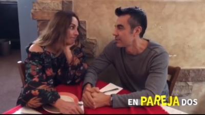 """Adrián Uribe y Consuelo Duval tienen una """"pelea de novios"""""""