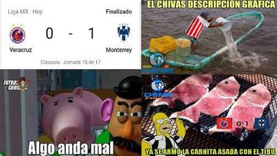 Memelogía: el humor en redes sociales para comenzar la Jornada 15 de la Liga MX