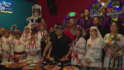 Con música, baile y comida, la comunidad mexicana se prepara para el Festival de Nayarit en Los Ángeles