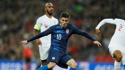 Cómo ver Italia vs. Estados Unidos en vivo amistoso FIFA