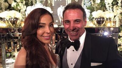 Así fue la boda soñada de Gelena Solano y Steve Cutuli