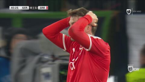 Por eso no triunfó ni en la Roma ni en el Inter: Adem Llajic se perdió el segundo de Serbia