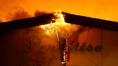 Más de mil desaparecidos por incendios en el Norte de California; hay 71 muertos