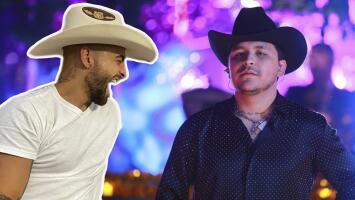 """""""Se manotearon"""": El problema que supuestamente hubo entre Christian Nodal y Maluma por una canción"""