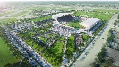 Fort Lauderdale aprueba el plan de estadio para el equipo de David Beckham