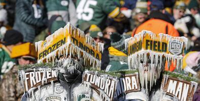 Packers anuncian primeros dos juegos sin fans en Lambeau Field