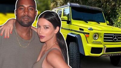Mira el último 'caprichito' que Kanye le regaló a Kim Kardashian (Kylie ya lo tenía)