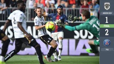Neymar conduce al triunfo y a los cien goles al París Saint Germain