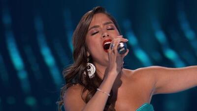 Reina de la Canción Programa 1