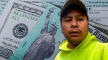 Residente de Chicago con número ITIN explica cómo consiguió recibir el cheque de estímulo
