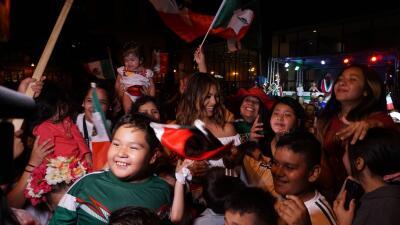 En fotos: '¡Viva México!' Alegría y orgullo en Chicago en el Día de la Independencia