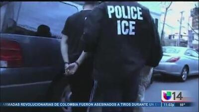 ICE responde a la decisión de Oakland de no colaborar con agentes de inmigración