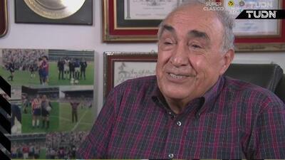 ¿Por qué Bonifacio Núñez nunca silbó un Clásico Nacional?