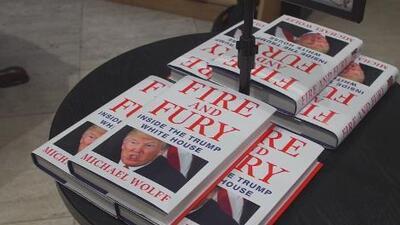 Controversial libro revela detalles incómodos de la presidencia de Trump