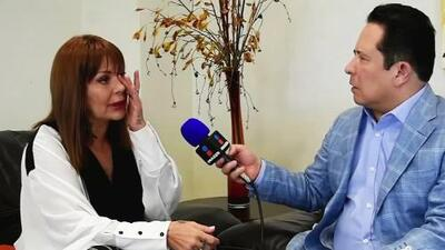 Alejandra Guzmán revela que su hija Frida Sofía sufre un trastorno mental y dice que el pleito es por su enfermedad