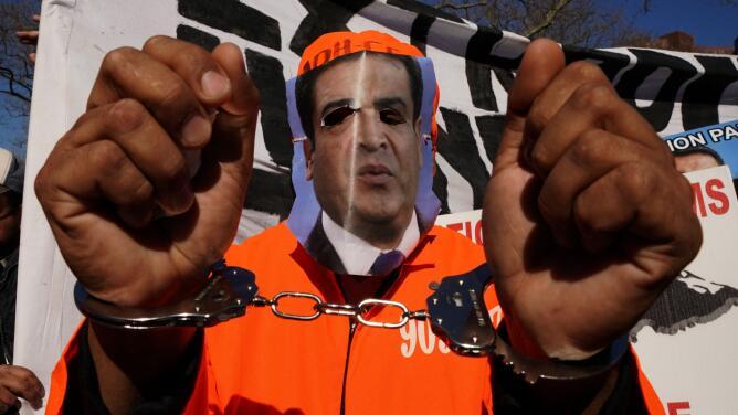 """""""Están destrozando nuestro país"""": reacciones en Honduras a la sentencia contra el hermano del presidente"""