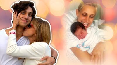 Entre lágrimas y risas: así ha sido la relación de Lili Estefan y su hijo Lorencito