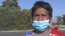 """Payaso """"Tentín"""" comparte alegría en medio de la pandemia"""